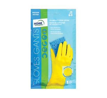 Household Rubber Gloves, 1 unit