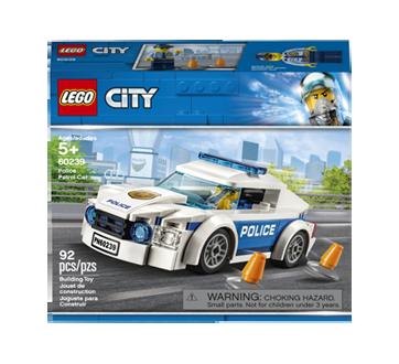 Police Patrol Car, 1 unit