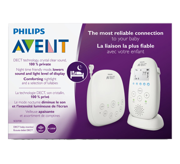 Audio Baby Monitor, 1 unit