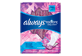 Thumbnail of product Always - Radiant Daily Liners Regular Unscented Wrapped, 96 units