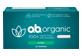 Thumbnail of product O.B. Organic - Non-Applicator Tampons, 24 units, Super