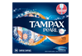 Thumbnail of product Tampax - Pearl Tampons Super Plus Plastic, 36 Units, Unscented