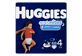 Thumbnail of product Huggies - OverNites Diapers, 68 units, Size 4