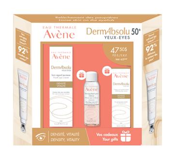 DermAbsolu Youth Eye Cream Set, 15 ml