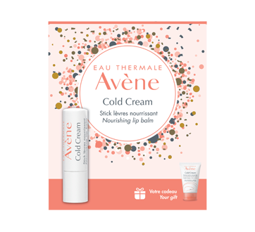 Image of product Avène - Cold Cream Lip Balm Set, 4 g