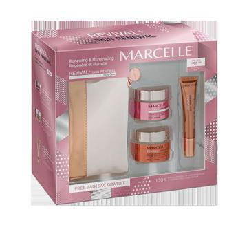 Revival+ Skin Renewal Rosy Glow Gift Set, 4 units