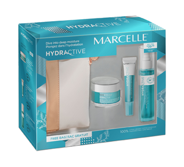 Image 1 of product Marcelle - Hydractive Gift Set, 4 units