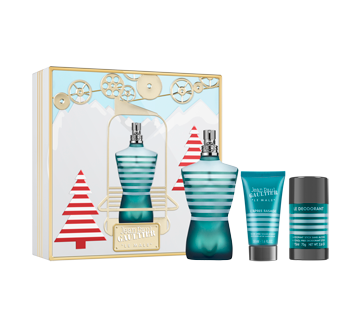 Le Male Gift Set, 3 units