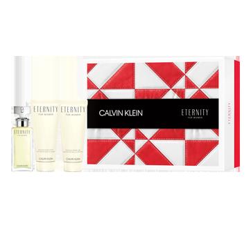 Calvin Klein Eternity Gift Set, 3 units
