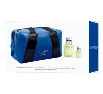 Calvin Klein Eternity for Men Gift Set, 2 units