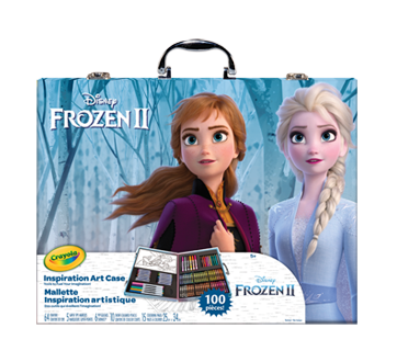 Disney Frozen 2 Inspiration Art Case, 1 unit