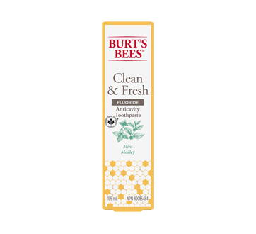 Clean & Fresh Toothpaste with Fluoride, 105 units, Mint Medley