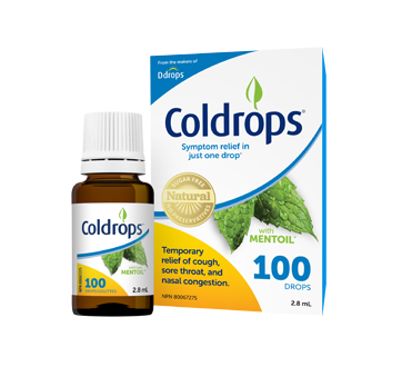 Image of product Coldrops - Drops for Symptom Relief, 2.8 ml