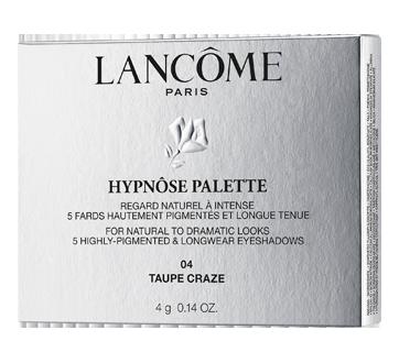 Hypnôse Drama Eyeshadow Palette, 3.5 g, 04-Taupe Craze