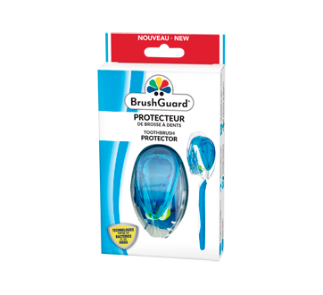 Toothbrush protector, 1 unit