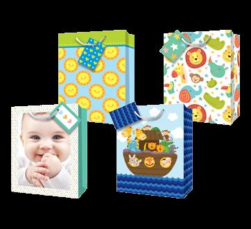 Gift Bags, Baby, 12 units, Jumbo