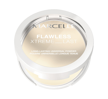 Image of product Marcelle - Flawless Xtreme Last Universal Powder, 1 unit
