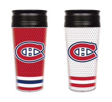 Image of product NHL - Acrylic Tumbler, Montreal Canadiens, 1 unit