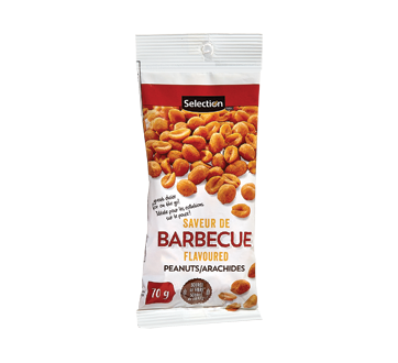 Barbecue Flavoured Peanuts, 70 g
