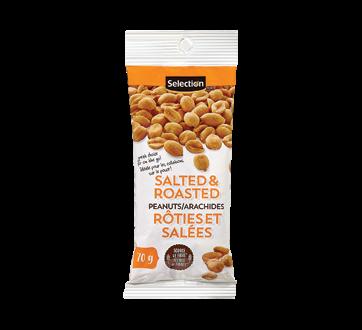 Salted & Roasted Peanuts, 70 g