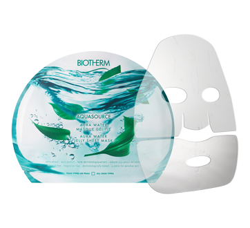 Image 1 of product Biotherm - Aquasource Aura Water Jelly Sheet Mask, 1 unit