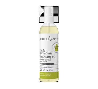 Lavender-hemp hydrating oil, 120 ml