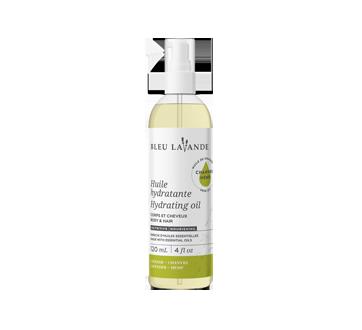 Hydrating Oil, 120 ml, Lavender-Hemp
