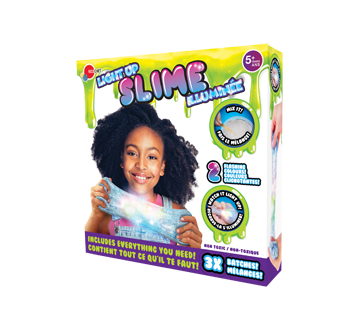 Light up Slime, 1 unit