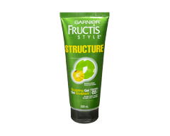 Image of product Garnier - Fructis Style - Gel, 200 ml, Extra Strong