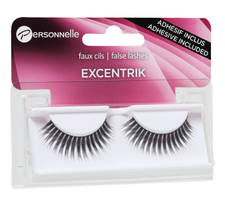 False Lashes Adhesive Included, 1 unit, # 310