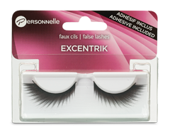 Image of product Personnelle Cosmetics - False Lashes Adhesive Included, 1 unit, # 320