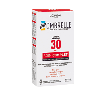 Complete Extreme Sunscreen Lotion SPF 30, 120 ml, SPF 30, Extreme