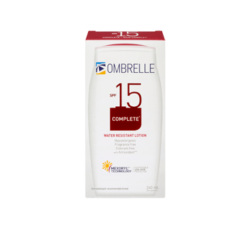 Image 3 of product Ombrelle - Complete Sunscreen Lotion, 240 ml, SPF 15