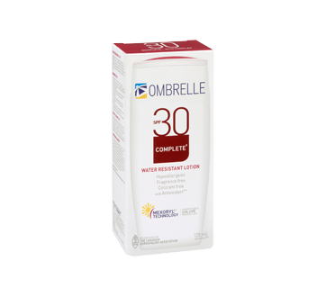 Image 2 of product Ombrelle - Complete Sunscreen Lotion SPF 30, 120 ml, SPF 30