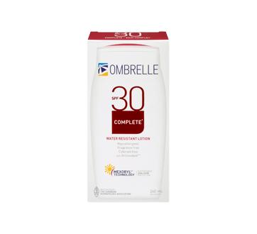 Image 3 of product Ombrelle - Complete Sunscreen Lotion, 240 ml, SPF 30