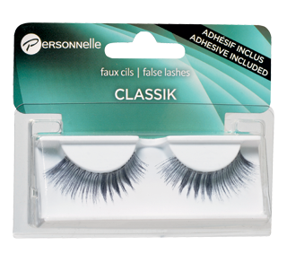 Classik False Lashes, 1 unit, # 340