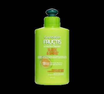 Fructis Sleek & Shine Leave In Cream