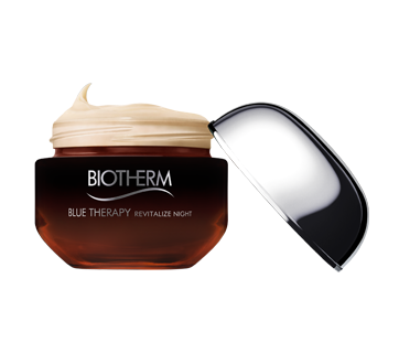 Image 2 of product Biotherm - Blue Therapy Amber Algae Revitalize Anti-Aging Night Cream, 50 ml