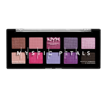 Mystic Petals Shadow Palette, 1 unit, Midnight Orchid