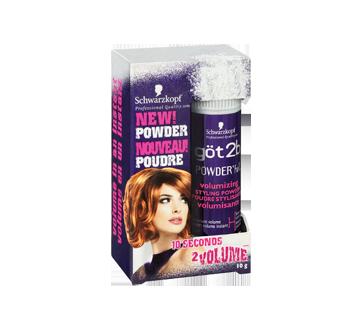 Image 2 of product Göt2b - Powder'ful Instant Lift Powder, 10 g