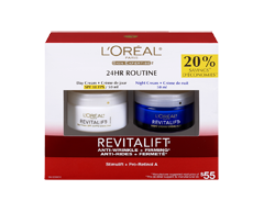 Image of product L'Oréal Paris - Revitalift - Kit SPF 18 Cream Day & Night Routine