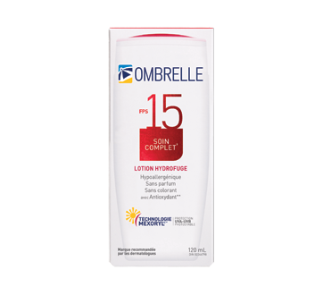 Complete Sunscreen Lotion, 120 ml, SPF 15
