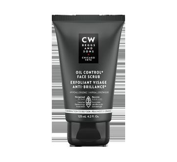 Oil Control+ Face Scrub, 125 ml