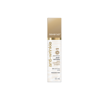 4% UV Anti-Wrinkle Eye Contour Cream SPF 15, 15ml