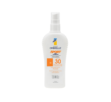 Sport Sunscreen Clear Lotion Spray, 145 ml, SPF 30