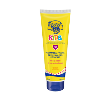 Kids Tear Free Sunscreen Lotion SPF 60, 240 ml
