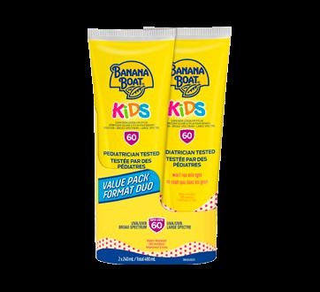Kids Tear Free Sunscreen Lotion SPF 60, 2 x 240 ml