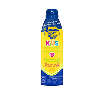 Kids Tear Free Sunscreen Spray, 226 g, SPF 50+