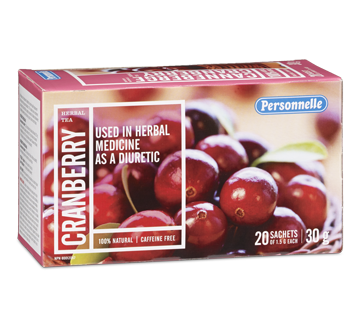 Image of product Personnelle - Cranberry, 20 units
