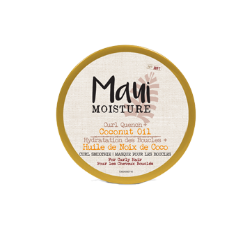 Image 2 of product Maui Moisture - Curl Quench Coconut Oil Curl Smoothie, 340 g